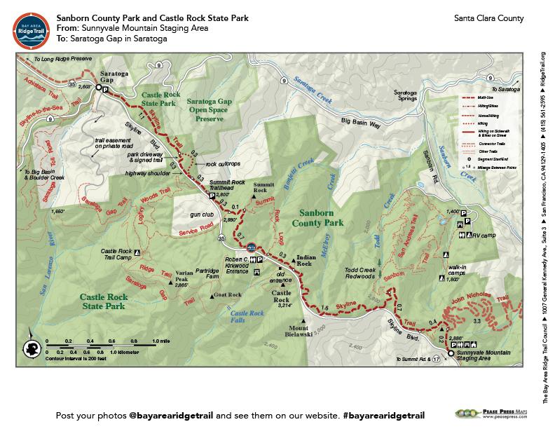 Sanborn County Park and Castle Rock State Park