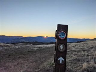 "Looking to escape your routine? Introducing ""Ridge Trail Escapes"" – a monthly email with a new activity, contest, or outing to get you out in nature exploring your local wild. Sign up and be automatically entered for our monthly raffle prize! Get inspired, get outside, and Escape to the Ridge Trail. Sign up at the link in our bio. Photo: Mission Peak, @patrickslenses #bayarearidgetrail #trails #nature #outdoors #hike #bike #equestrian #bayarea #explore #adventure #nearbynature"