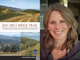 "This Friday at 12pm, learn about the Ridge Trail from the person who literally wrote the book on it! Ridge Trail Guidebook author Elizabeth ""Boo"" Byers will be talking all things Ridge Trail with our Trail Director Liz Westbrook and Board Member Taylor Jang. Learn more and register at the link in our bio! @postlandtrust #bayarearidgetrail #event #trails"