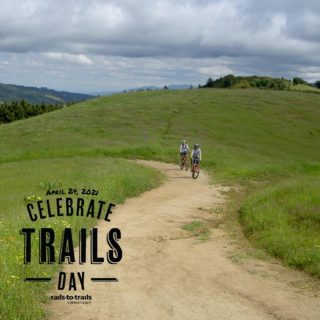 Today is Celebrate Trails Day - celebrate with us by registering for Ridge to Bridges 2021! It's a great way to experience parts of the Ridge Trail you might have not visited before, all while fundraising to support our work to create more trail miles! There are also fabulous prizes to win along the way - what's not to love??   #CelebrateTrails with Ridge to Bridges - register at link in bio.   #RidgetoBridges2021 #bayarearidgetrail #trails #outdoors #nature #hiking #biking #equestrian #bayarea