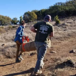 We kicked off #RidgeTrailMonth on Saturday with 3 awesome volunteer projects at Alum Rock Park in San José, Skyline Wilderness Park in Napa, and Newell Open Space in American Canyon. If you weren't able to get a spot on a project, remember that we're giving out some great prizes for those who do their own DIY Ridge Trail Month project! Clean up your favorite Ridge Trail, post your photo, and you could win a @wholefoods gift card or a pro membership for the @AllTrails app! Special thanks to @REI as our Ridge Trail Month lead sponsor! #OptOutside