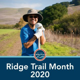 November is Ridge Trail Month! There are 2 ways to participate: sign up for an in-person volunteer project (very limited space!) or do a DIY trail project! Either way, you can get outside and help keep our well-loved trails clean and ready for all to enjoy. 🌲 Learn more at the link in our bio. Big thanks to our lead sponsor @REI! 🙏 #bayarearidgetrail #volunteer #trails #optoutside