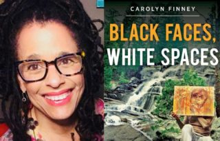 Tomorrow! Join in for a discussion with Dr. Carolyn Finney, author of Black Faces, White Spaces: Reimagining the Relationship of African Americans to the Great Outdoors - It's the 1st book in @joytripproject 's book club, focused on works by BIPOC authors about the inequalities of access to the outdoors. Link to event in bio.