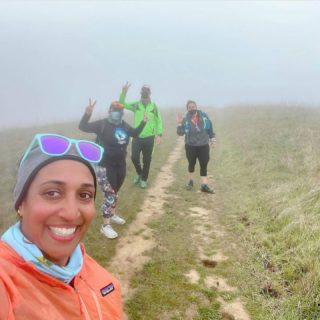 @sama_ponytailrunner recently enjoyed a green, foggy hike up to Mission Peak via Ed R. Levin County Park. We just added 2.6 miles of Ridge Trail to the southern end of this segment! You can check out the map via the link in our bio 🌄  #bayarearidgetrail #missionpeak #trails #outdoors #nature #hiking #biking #equestrian #bayarea