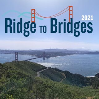 1 week from today (April 1) Ridge to Bridges 2021 early bird registration will open for Ridge Trail members! We're putting a twist on our annual hike, bike, & ride event by offering routes in 4 regions that you can complete over 6 weeks! Explore, fundraise & have fun!   Not a Ridge Trail member? Get early bird registration access & other perks when you join the Ridge Trail at the link in our bio.   #bayarearidgetrail #trails #outdoors #nature #hiking #biking #equestrian #bayarea #events #hike #bike #ride