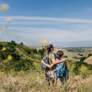 Sunday is Mothers Day - why not celebrate on the Ridge Trail? All around the Bay, spots along the Ridge Trail are blooming with wildflowers, so mom is sure to enjoy it. Check out our trail maps and tools to find the perfect outing at the link in our bio.   #mothersday #bayarearidgetrail #trails #outdoors #nature #hiking #biking #equestrian #bayarea