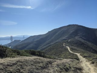 Wishing you a fun & refreshing weekend. Take care 💗 📸: SCA Trail, Marin Headlands