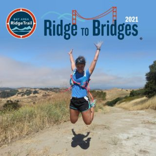 📣Registration for Ridge to Bridges 2021 is officially OPEN! 📣  Join this self-guided adventure for hikers, runners, mountain bikers, and equestrians. Choose from curated Ridge Trail options in 4 locations around the Bay Area and complete your outings on your own schedule, at your own pace!   🏞️Explore new trails! Have Fun! Win Prizes! 🏆  Learn more & register at the link in our bio.