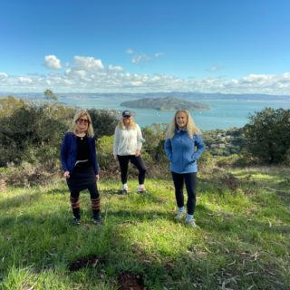 "COVID disrupted @laurieferris 's plans to hike the Camino de Santiago, so instead she's hiking the ""Camino de la Cresta"" (the Ridge Trail) and raising funds to help expand it! Help her reach her goal and join our mission to create a fully-connected 550 mile Ridge Trail!   Link in her bio.  #bayarearidgetrail #circumnavigation #trails #outdoors #nature #hiking #biking #equestrian #bayarea"